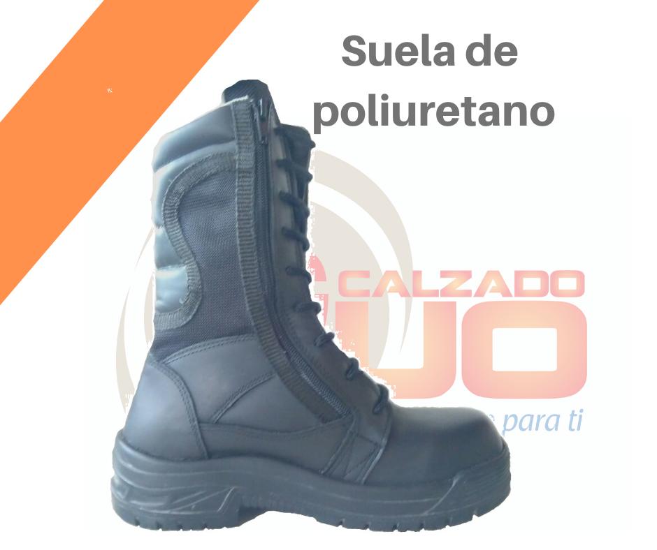 Botas con suela de poliuretano