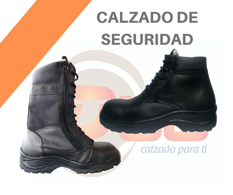 imagen de banner de calzado industrial
