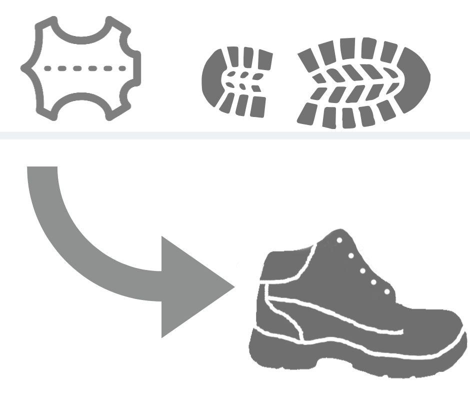 Fabricamos el calzdo industrial y bota militar bajo tus requerimientos