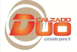 Logo de calzado Duo