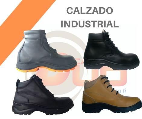 Categoria fabricantes directos calzado industrial